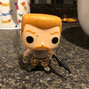 funko pop Abraham from walking dead